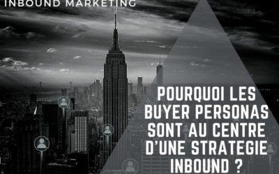 Pourquoi les buyer personas sont au centre d'une stratégie inbound ?