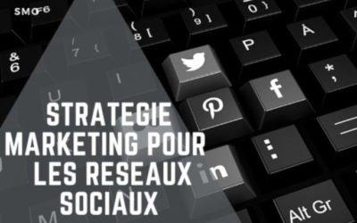 Pourquoi vous avez besoin d'une stratégie marketing sur les réseaux sociaux